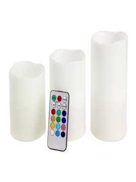 Remote Control Luma LED Candles