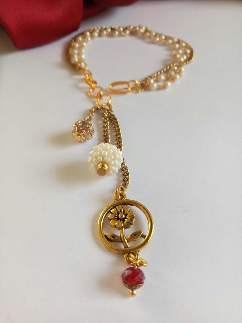Bracelet Cum Rakhi For Women