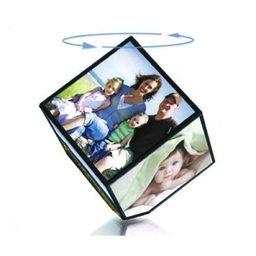 Rotating Photo Frame 360 Degree Magical 4