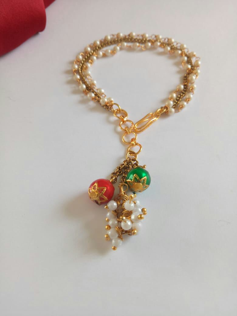 Fancy Bracelet Cum Rakhi For Women